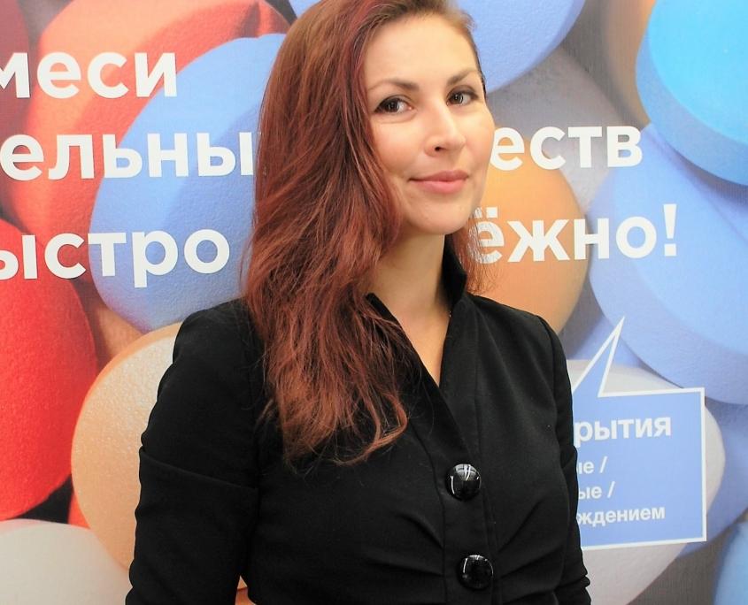 Юлия Паринова